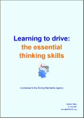 Essential Thinking Skills